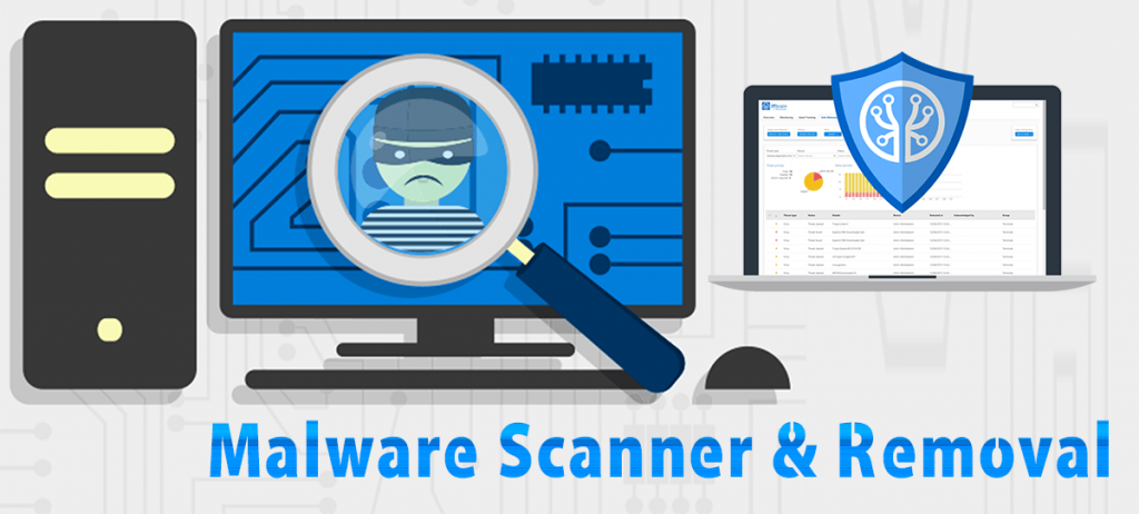 scan and remove wordpress malware